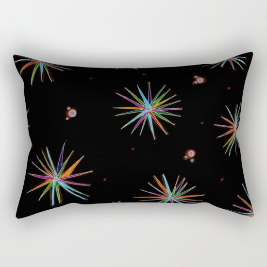 little star rectangular pillow