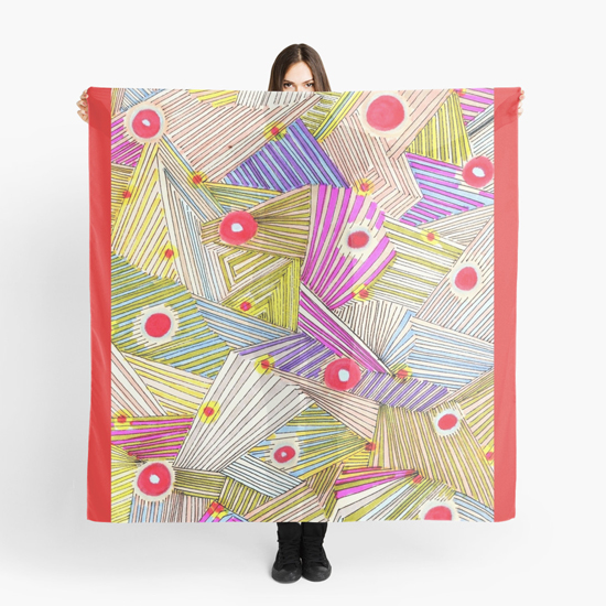 happenstance scarf