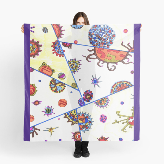 kasshoku scarf