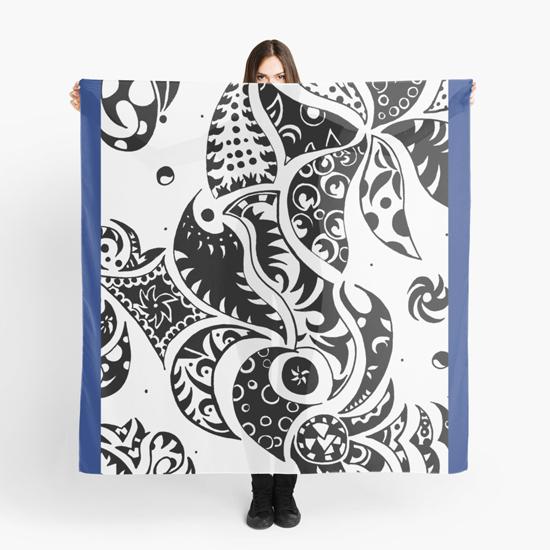 les friezes scarf