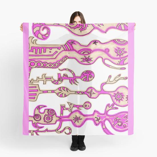 momo scarf