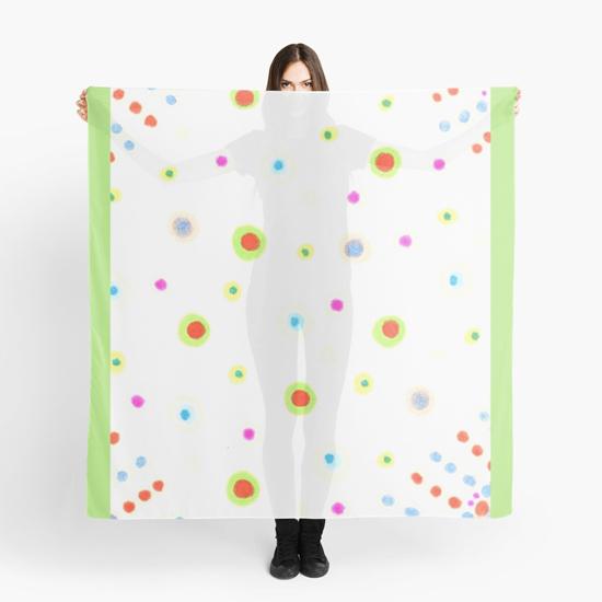 tropicana scarf