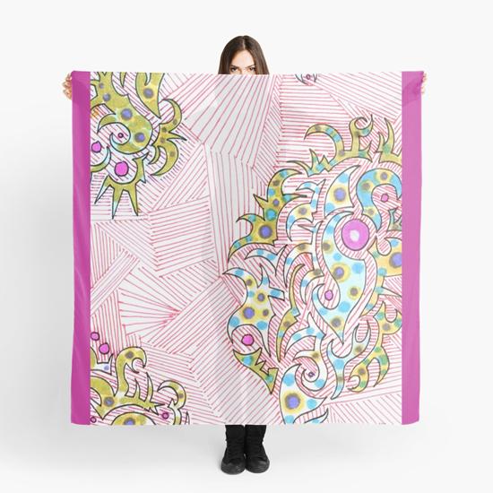 turkish delight scarf