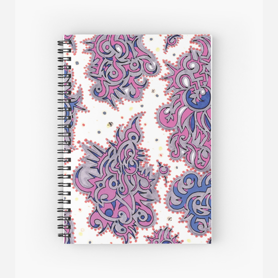 kerala spiral notebook