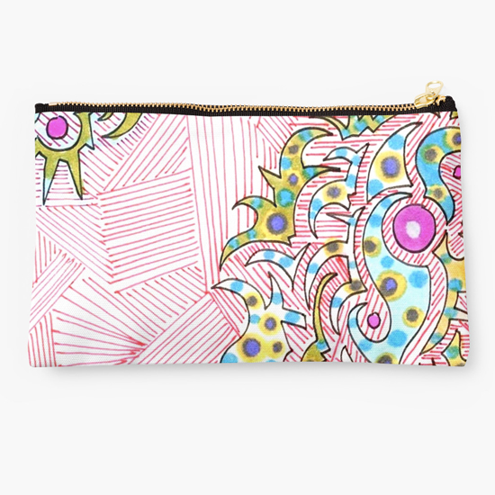 turkish delight studio pouch