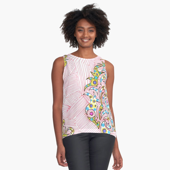 turkish delight tank top