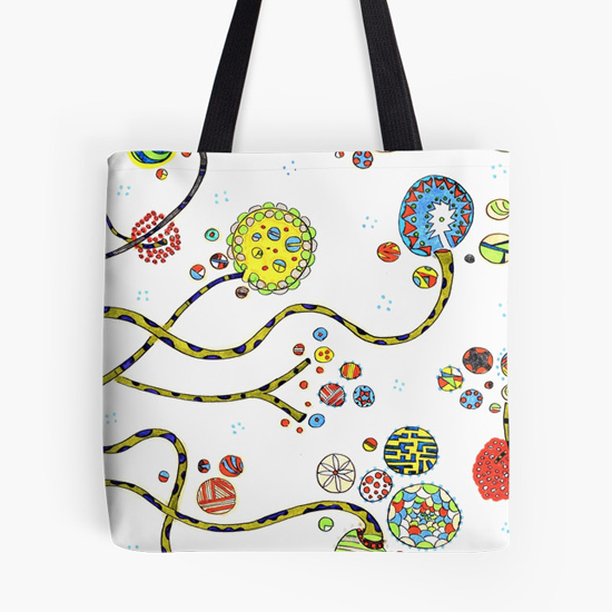 baioretto tote bag