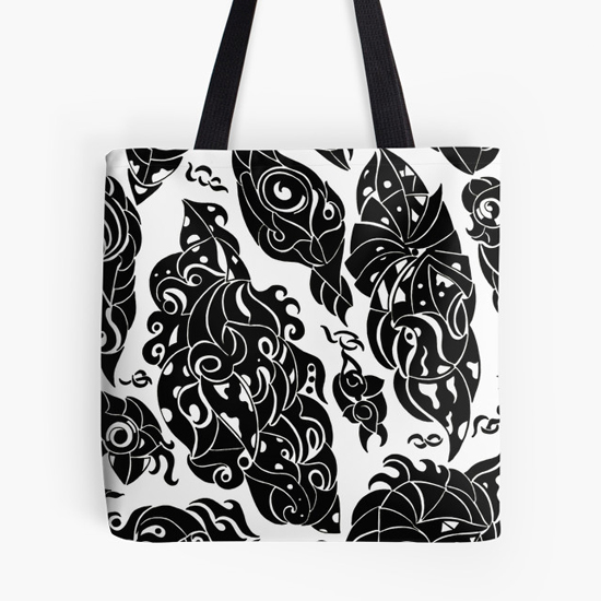in sweden tote bag
