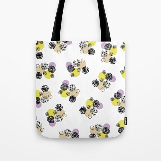 september snow new tote bag