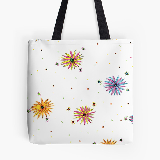 sydney summer tote bag