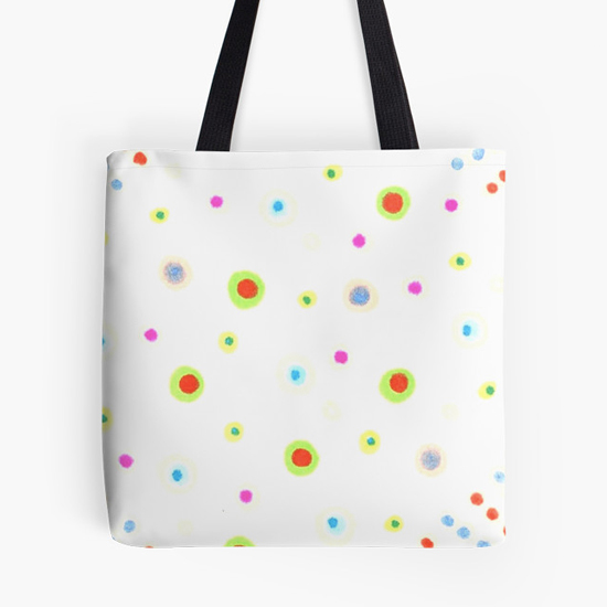 tropicana tote bag
