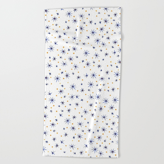 blue mattisse - towel