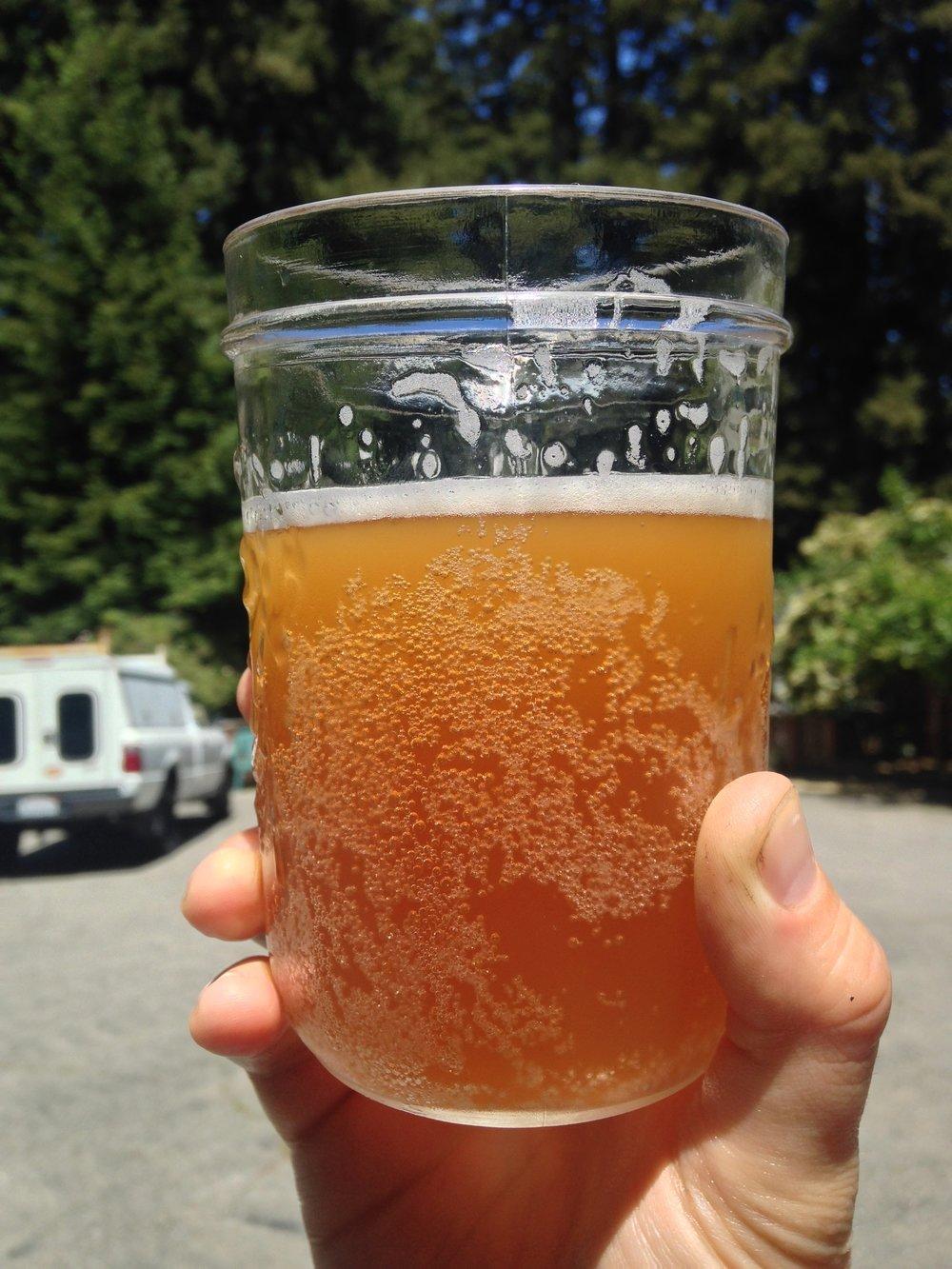 Palo Santo Pale Ale