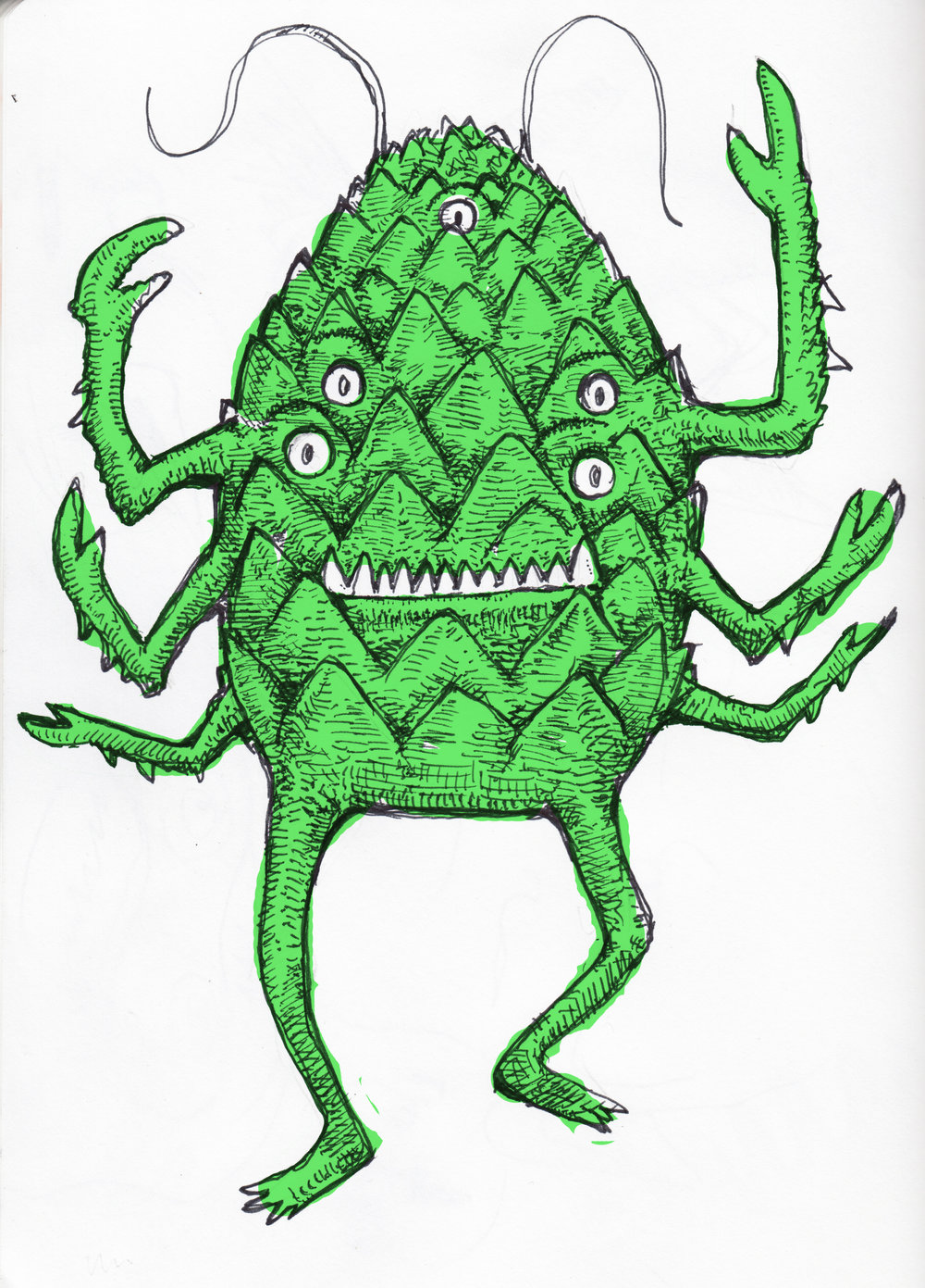 Hop Monster by Arlo