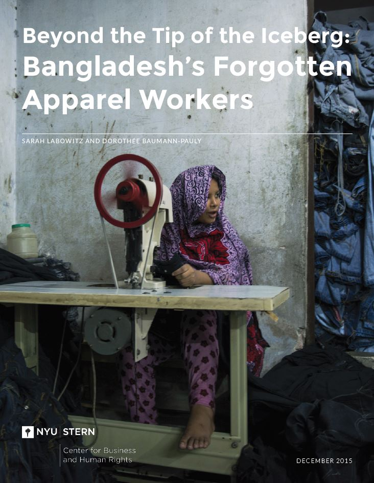 The map includes all 7,000 documented factories in Bangladesh, which represents 65% more factories than previously reported.