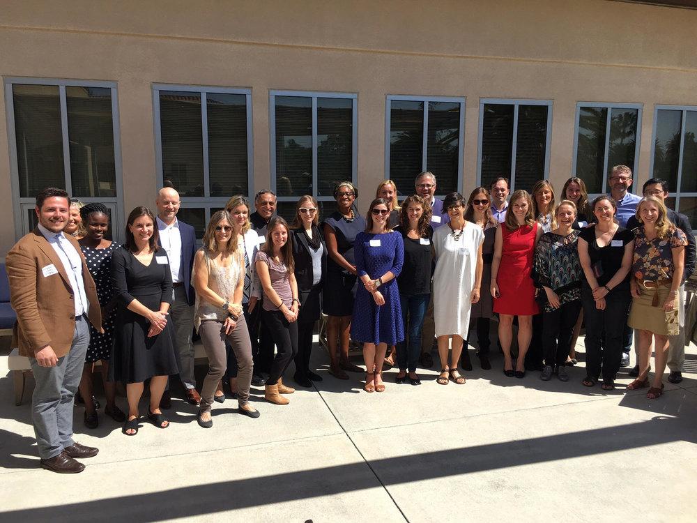 2017 BHR Scholars Conference participants