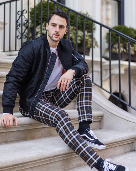 @joeyruocco  is a men's lifestyle influencer who's background in fashion and current day job at Macy's gives him true authority in the menswear space.