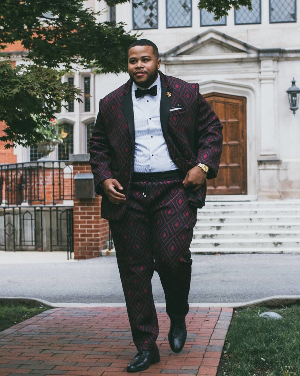 Destin Grayson   is a menswear blogger based in Columbus, Ohio. By day, he works in a nonprofit. He wants to inspire people through fashion and creative storytelling.