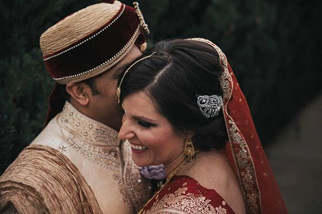 Can anyone guess what secret he is telling her? It must be good! Absolutely love the colors of Indian weddings! This couple is just killer! #nashville #weddings #nashvilleweddingphotographer #nashvillewedding #weddingphotography #brideandgroom #lookslikefilm #nashvilletn #weddingwire #weddingwirerated #theknot #junebugweddings #indianwedding #indian #nashvilleweddingcollection #triberedleaf #wanderingphotographers #love #raw #emotion