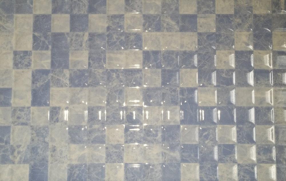 Barcelona Mosaico Azul FX25431BL