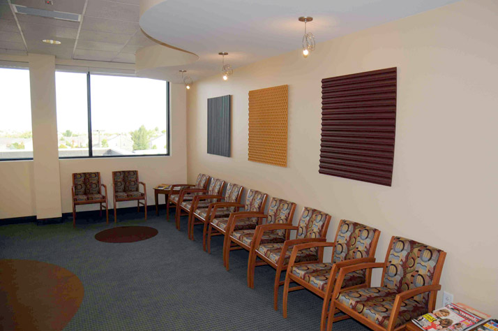 Reception Room–View 1
