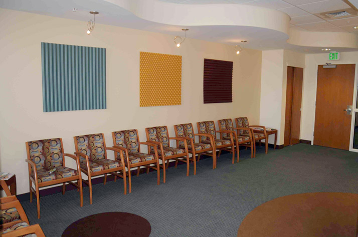 Reception Room–View 2