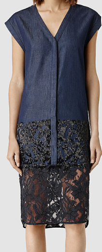 Swyni Shirt Dress £248