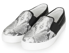 TIGA Slip On Skater Shoe £20 at Topshop