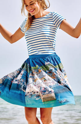 Boden Florence Skirt £44.25 on sale