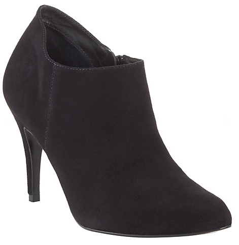 Willow Suede Shoe Boots £89
