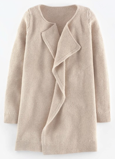 Boden Relaxed Stitch Coatigan £99