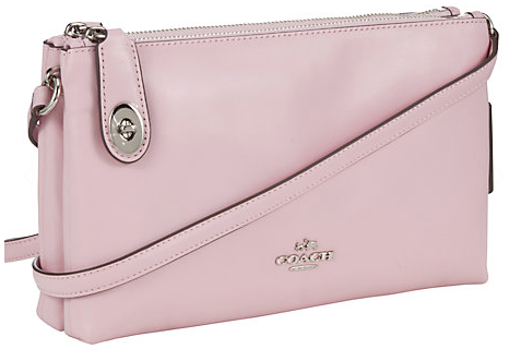 Coach Cross Body Double Pocket bag £175