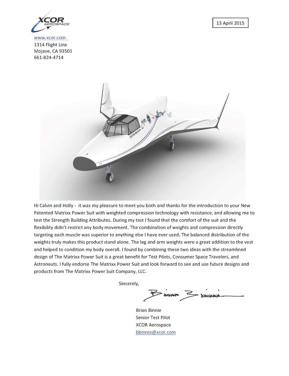 Matrixx Endorsement letter - Brian Binnie.jpg