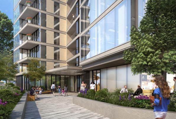 Gresham House, Watford Innovative Mixed Use Scheme By Bogle Architects  Achieves Planning Permission