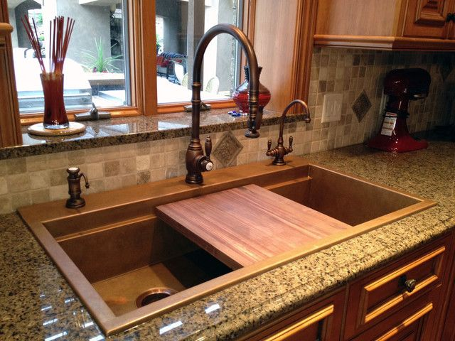 amazing How To Change A Kitchen Sink #7: All This And The Kitchen Sink! \u2014 MJG Interiors