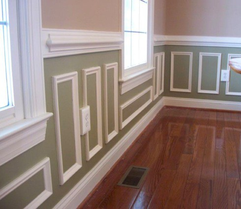Square Wood Painting Ideas