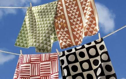 Perennials brand fabric comes in lots of great designs and colors.