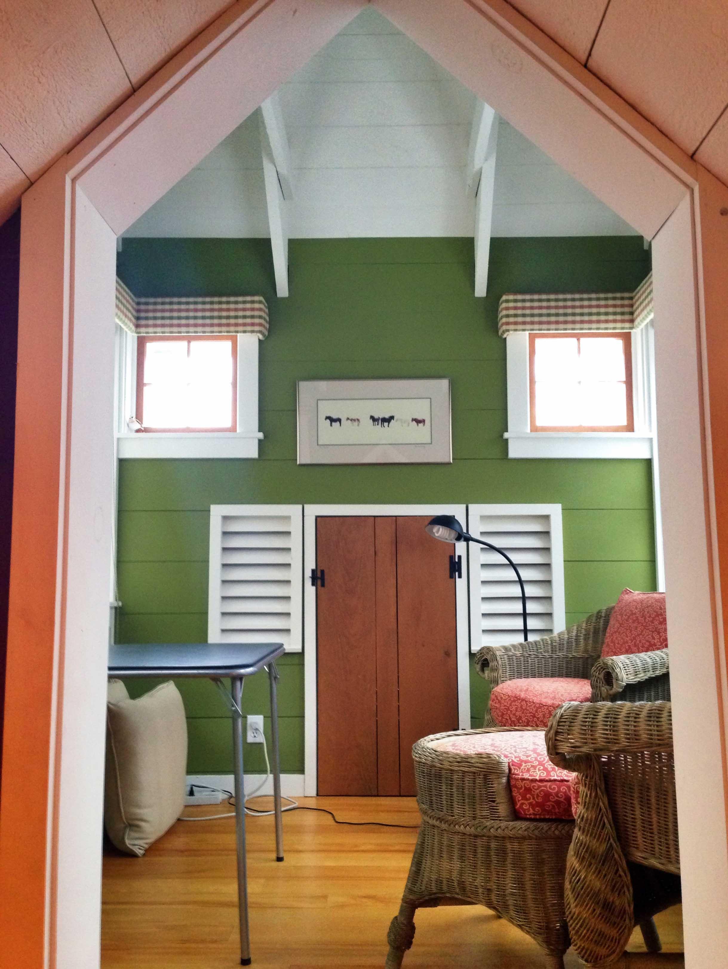 Door to Cupoa