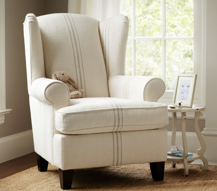 PB Wingback Chair