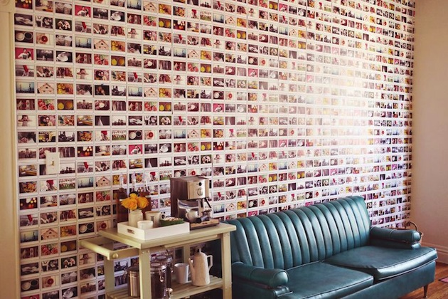 day 54: family photo wall! — mjg interiors