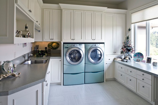 day 70 laundry rooms mjg interiors. Black Bedroom Furniture Sets. Home Design Ideas