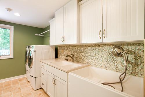contemporary-laundry-room