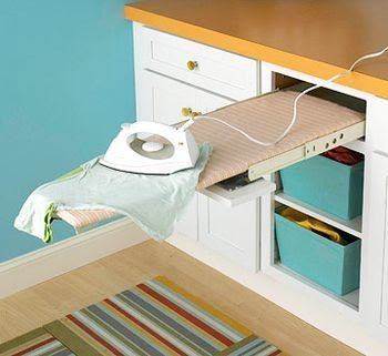 organisation-laundry-room-idea-design-layout-retractable-ironing-board-steel-shelves-economical-space-savers-easy-installation