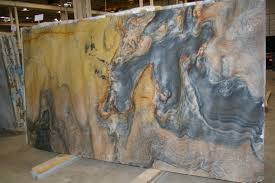 Aquarama granite slab