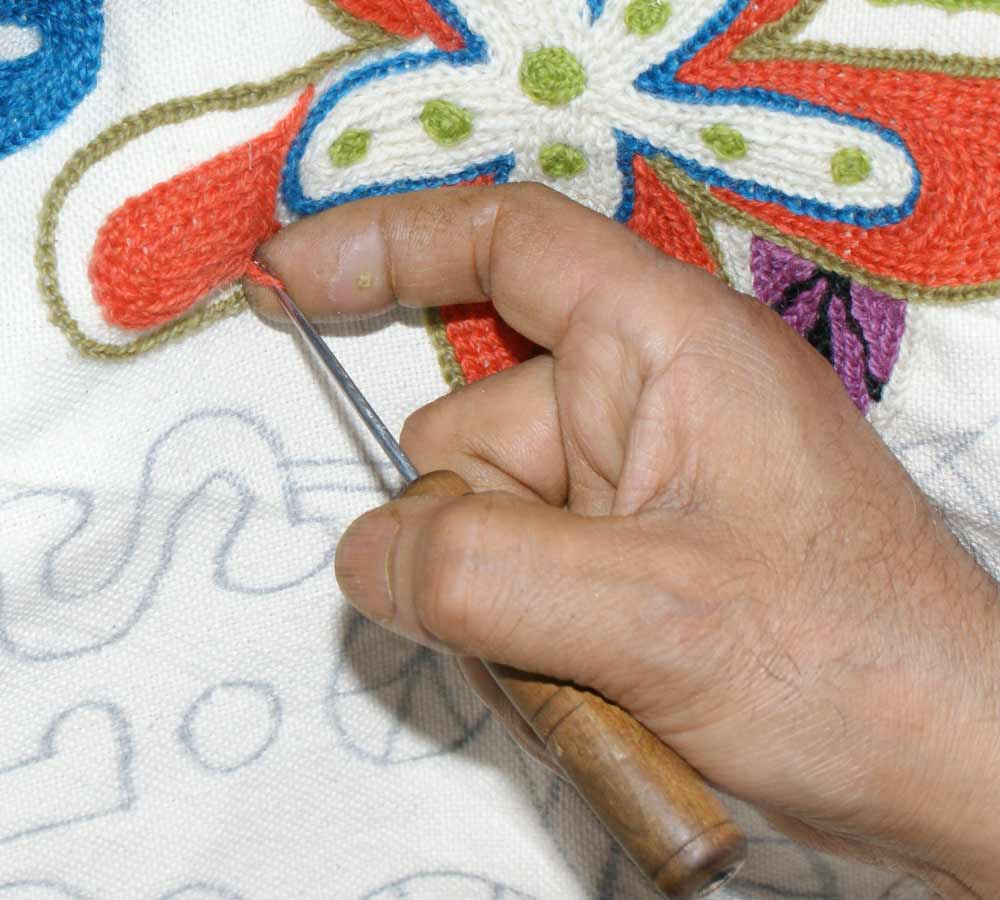 Crewel-Embroidery