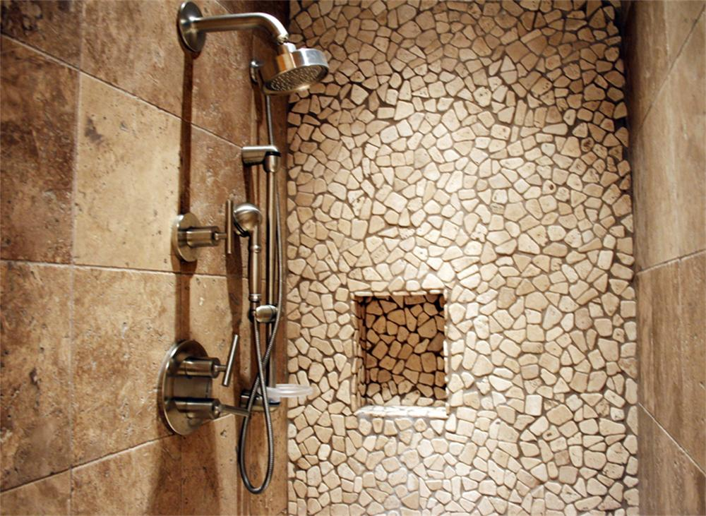 Day 86 stone showers mjg interiors manchester - Is marble tile good for bathroom ...