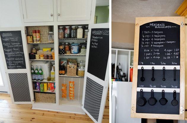 chalboard-inside-cabinets