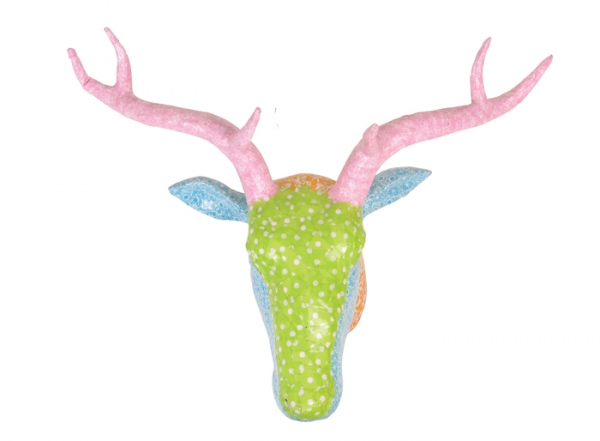 Paper-mache-deer-head-by-Rice