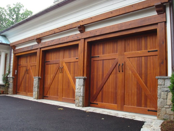 Day 96 garage doors mjg interiors - Making a steel door look like wood ...