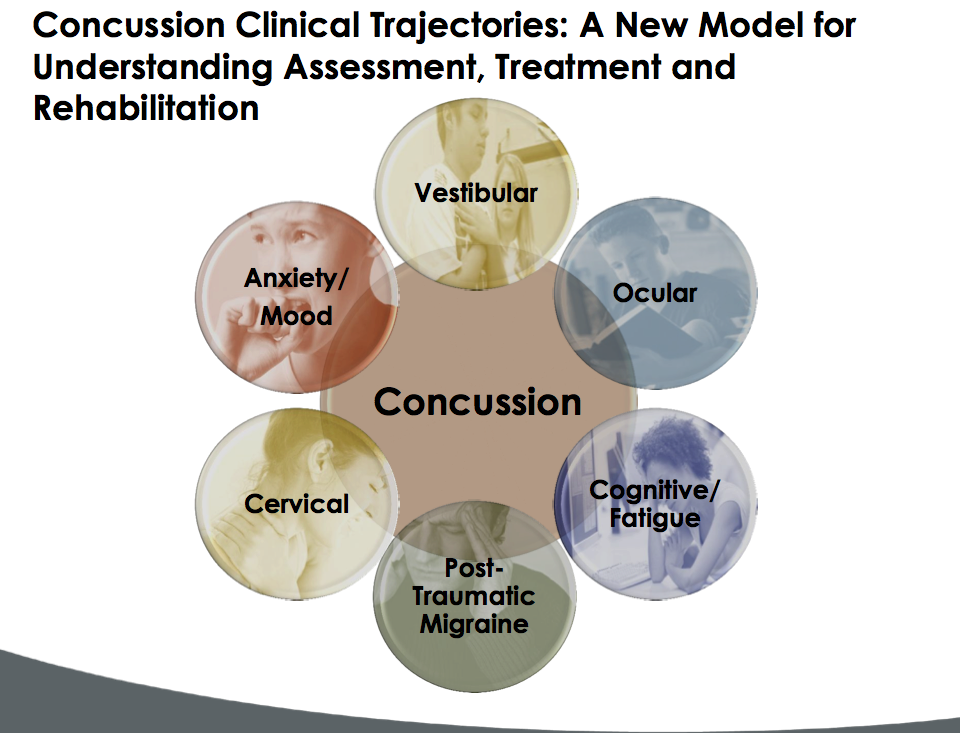"Source: ""A comprehensive, targeted approach to the clinical care of athletes following sport-related concussion"""